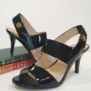 Michael Kors Rochelle Open Toe Heels